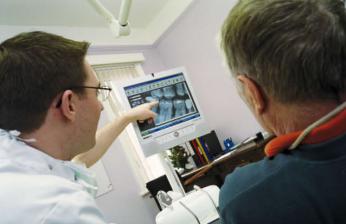 Se il dentista veste i panni del paziente